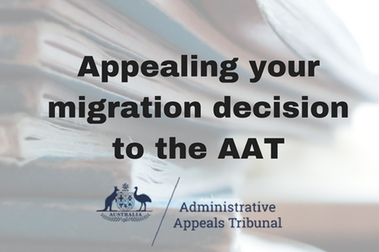 Applying to the AAT for a review of a migration decision